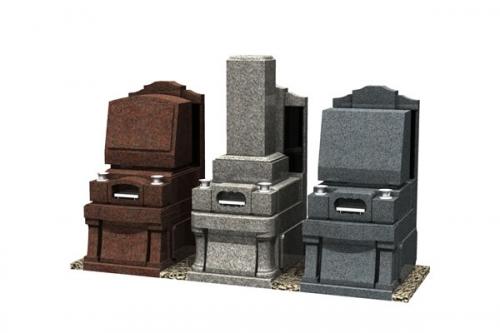 調布霊園 ゆとり墓所パース