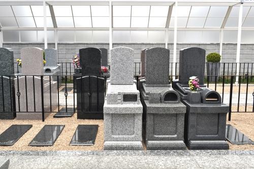 フェンスタイプ墓所