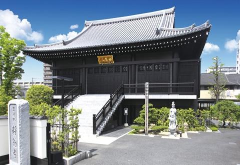 静翁寺墓苑は川崎市にある400余年の歴史ある寺院墓地です。
