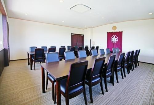 会食室の一例です。