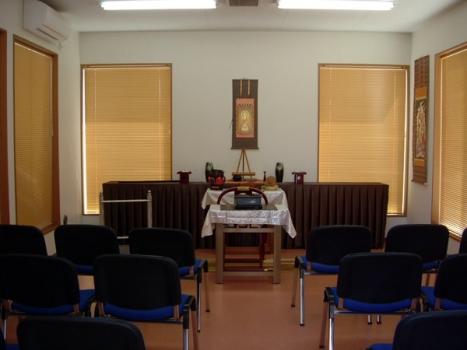 礼拝堂は、1名から最大30名様までご利用いただけます。