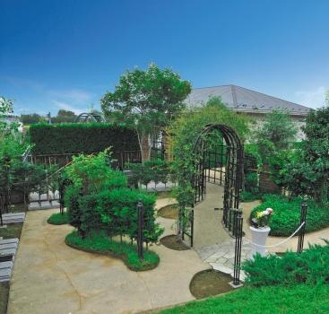 さきたま霊園のプレミアム墓所「庭園エリア」誕生。