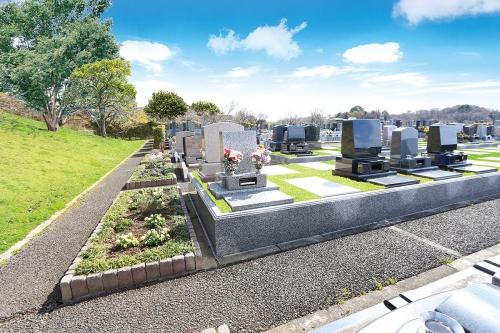 ペットと一緒のお墓に入る事も可能となっております。