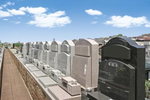 テラス墓所
