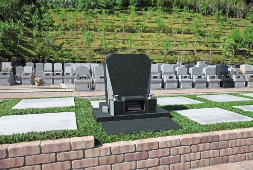 墓石施工例4