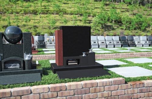 墓石施工例2