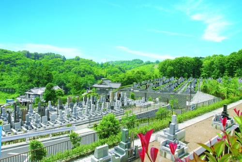 整備された墓域と自然豊かな環境は大変おすすめです。