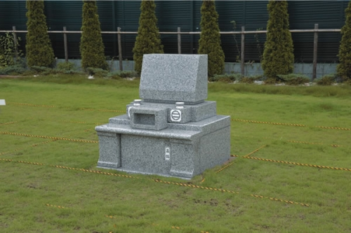 墓所見本。