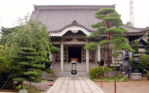 埼玉の名刹霊樹寺が新規に墓地を拡張。