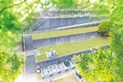 清水公園墓地の写真