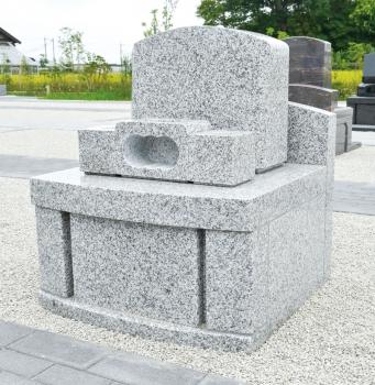 完成セット型墓石