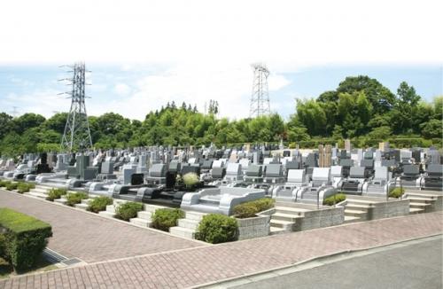 宗旨・宗派を問わない公園墓地です。