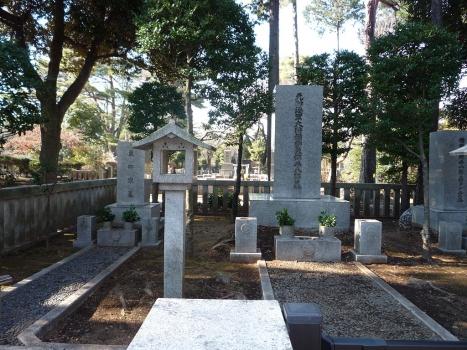 東郷 平八郎氏のお墓