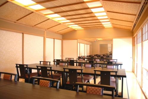 会食室の広さもお選びいただけます。