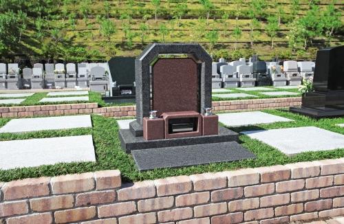 墓石施工例3