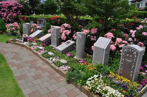 お客様の個性や想いをかたちにする洋風デザイン墓所。