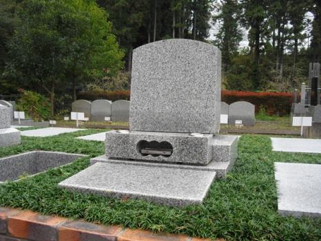 様々な墓所がございます。