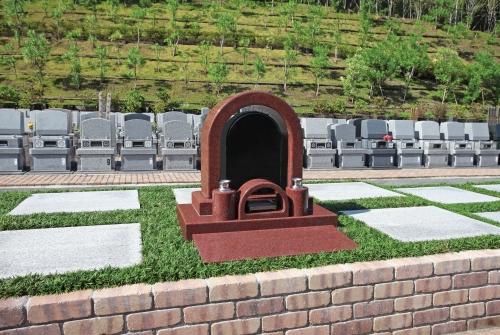 墓石施工例5