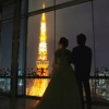目の前には東京タワー!夜のライトアップも素敵です。