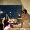 お部屋には専用ブライズルームを併設!お仕度中も、贅沢なくつろぎの時間をお過ごしいただけます。 お日にちによってはスカイバンケットにそのままステイ可能です。最上級のお部屋で結婚式の余韻をお楽しみください。