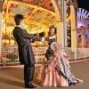 ホテル隣接の遊園地「富士急ハイランド」内での撮影も可能です。  ※撮影時間等の詳細はスタッフへお尋ねください。