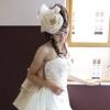 英国女王に愛されたオートクチュール技法とハーディ・エイミスデザインのウエディングドレス。